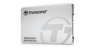 Стартовали продажи SSD-накопителей Transcend SSD230S