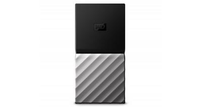 WD представила портативный твердотельный накопитель WD My Passport SSD