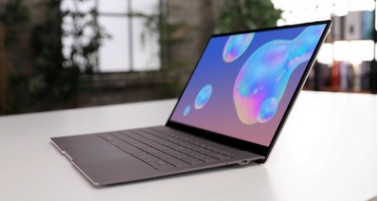Представлен Samsung Galaxy Book S