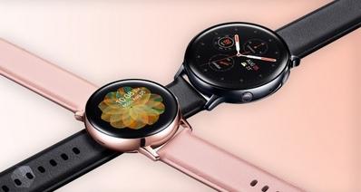 Samsung Galaxy Watch Active 2: умные часы для здоровья и спорта с NFC