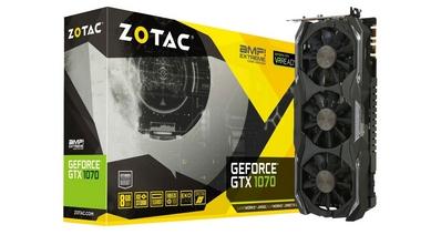 NVIDIA создала модифицированную видеокарту GeForce GTX 1070 с памятью GDDR5X