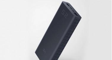 Xiaomi выпустила павербанк 20000mAh ZMI Aura с поддержкой зарядки двух устройств