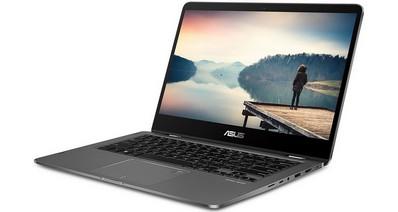 Начались мировые продажи ультрабука-трансформера ASUS ZenBook Flip 14