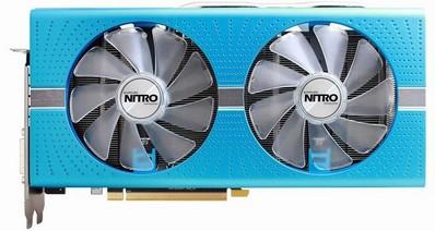 SAPPHIRE выпустила в продажу видеокарту SAPPHIRE Radeon RX 580 8G Nitro+ Special Edition в светло-голубом дизайне