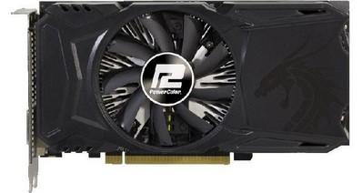 PowerColor представила видеокарту PowerColor Radeon RX 560 Red Dragon в одновентиляторном дизайне