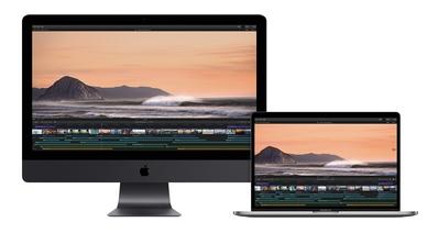 Apple выпустила обновление Final Cut Pro X 10.4.5