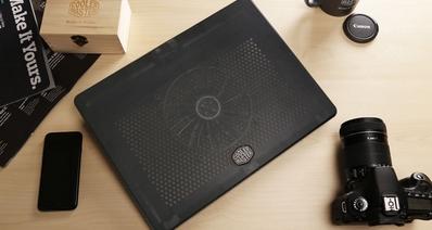 Компания Cooler Master презентовала новую охлаждающую подставку – Cooler Master Notepal L2