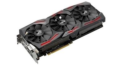 Компания ASUS анонсировала новую видеокарту ASUS ROG Strix GeForce GTX 1060 Advanced edition с трехвентиляторным кулером