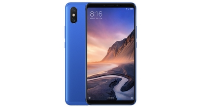 Xiaomi представила 6,9-дюймовый смартфон Xiaomi Mi Max 3