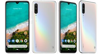 Смартфон Xiaomi Mi A3 с каплевидным вырезом, тройной основной камерой и чистым Android выйдет 25 июля