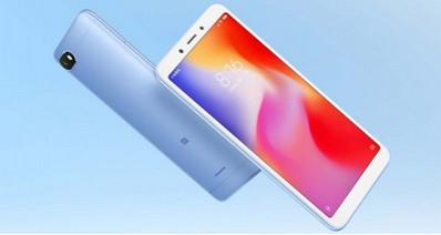Xiaomi представила Redmi 6 и 6A