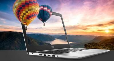 Серия ноутбуков Dell Inspiron 17 5000 пополнилась моделями с APU AMD Ryzen