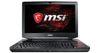 MSI представила игровой ноутбук MSI GT83VR Titan с ценником €6199