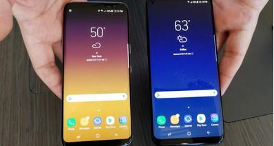 Первые впечатления от Samsung Galaxy S8 и S8+