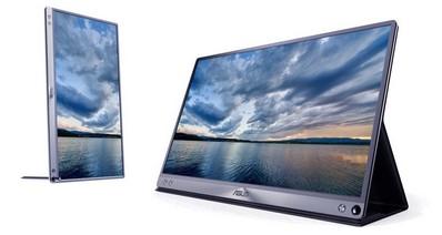 USB-монитор ASUS ZenScreen MB16AC скоро поступит в продажу