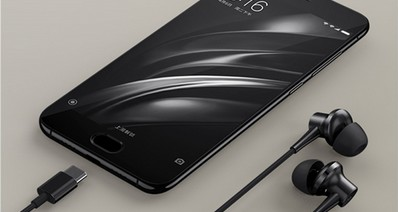 Xiaomi представили наушники с портом USB Type-C