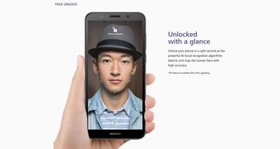 Huawei представили бюджетный смартфон Huawei Y5 Prime (2018) с емким аккумулятором и технологией Face Unlock