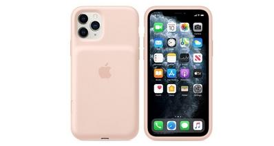 Apple выпустила новые чехлы Smart Battery Case для iPhone 11, 11 Pro и 11 Pro Max, добавив кнопку для камеры