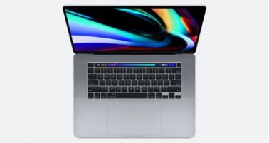 Apple представила 16-дюймовый MacBook Pro в новом дизайне с очень тонкими рамками и новой клавиатурой