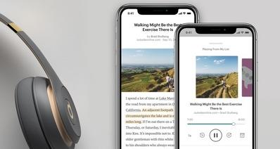 Pocket обновил интерфейс приложения и улучшил функцию озвучивания текста