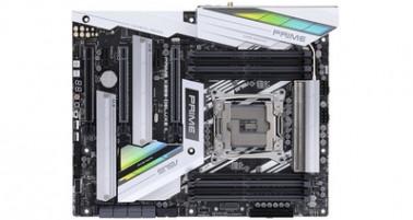 ASUS представила материнские платы ASUS Prime X299-Deluxe II и ROG Dominus Extreme