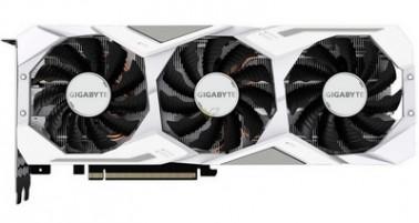 Первые фото видеокарты GIGABYTE GeForce RTX 2080 GAMING OC White 8G