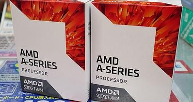 35-ваттные APU AMD Bristol Ridge для Socket AM4 появились в продаже на европейском рынке