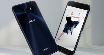 ASUS представила смартфон ASUS Zenfone V с 23-Мп основной камерой