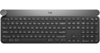 Logitech анонсировала новую флагманскую клавиатуру ориентированную на творческих людей − Logitech CRAFT