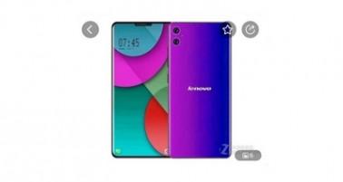 Смартфон-слайдер Lenovo Z5 Pro получит 6,5-дюймовый дисплей, занимающий 95% лицевой панели