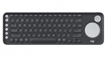 Logitech представила новую клавиатуру для умных телевизоров