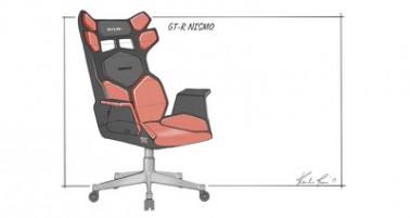 Nissan разработала несколько концептов игровых кресел в стилистике её автомобилей