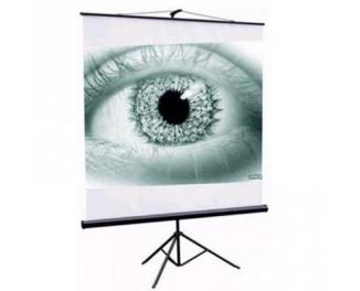 Проекционный экран на треноге Redleaf SRM-1101 (150x150)