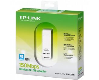 Wi-Fi адаптер TP-Link TL-WN727N (N150)