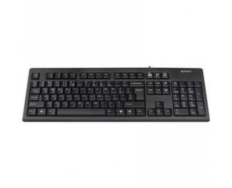 Клавиатура A4Tech KR-83 USB Black