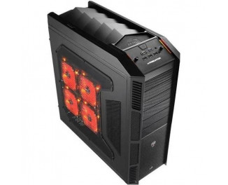 Корпус AeroCool PGS XPREDATOR Black\Orange (EN56472)