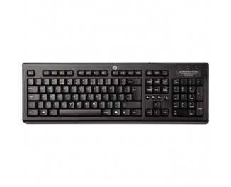 Клавиатура HP Classic Wired Keyboard (WZ972AA)