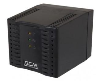 Стабилизатор напряжения Powercom TCA-3000 Black, 1500Вт