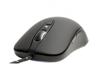 Мышь SteelSeries Sensei RAW Rubberized Black (62155)