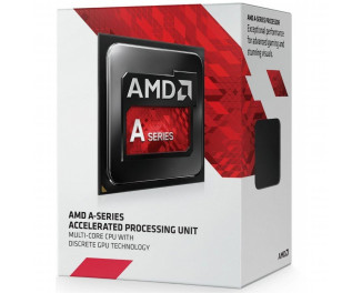 Процессор AMD A4 4000 (AD4000OKHLBOX)