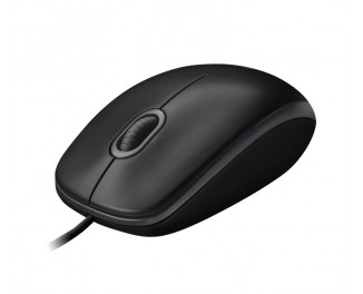 Мышь Logitech B100 black (910-003357)