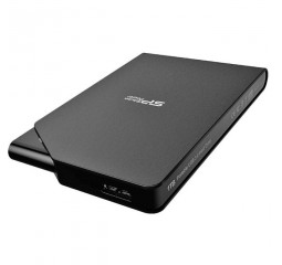 Внешний жесткий диск 1000Gb Silicon Power Stream S03 (SP010TBPHDS03S3K)