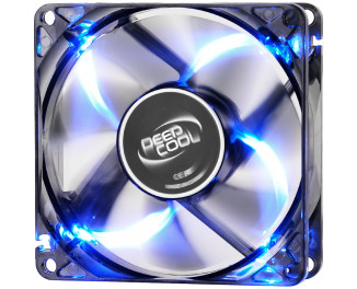 Кулер для корпуса DeepCool Wind Blade 80 Blue