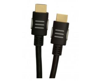 Кабель HDMI - HDMI v 1.4 Tecro HD 02-00 2.0m Blister