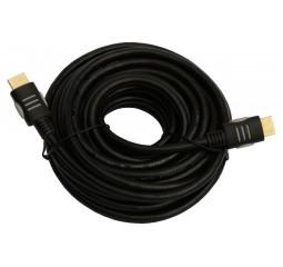 Кабель Tecro HD 05-00 HDMI - HDMI v 1.4  5.0m Blister