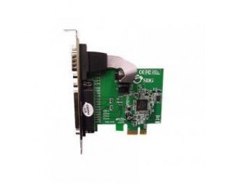 Адаптер PCI-Ex1 на COM+LPT 1+1 port WCH-chipset