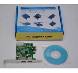Адаптер PCI-Ex1 Card to USB3.0 2port (Nec)
