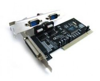 Адаптер PCI Card to COM 2 port + LPT 1port  (WCH352)