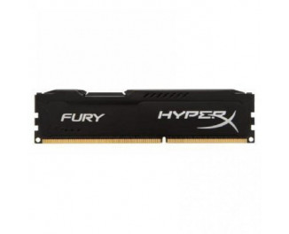Оперативная память DDR3 8 Gb (1600 MHz) Kingston HyperX Fury Black (HX316C10FB/8)