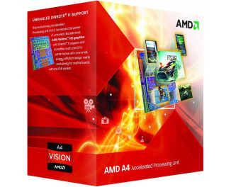 Процессор AMD A4 4020 (AD4020OKHLBOX)